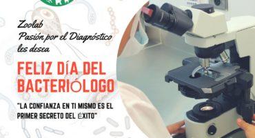 Día Bacteriólogo